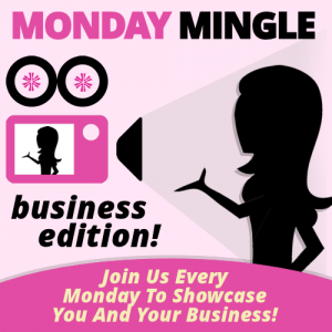 Monday Mingle Business Edition from Party Plan Divas